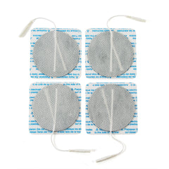 BodyMed Reusable Silver Carbon Electrodes