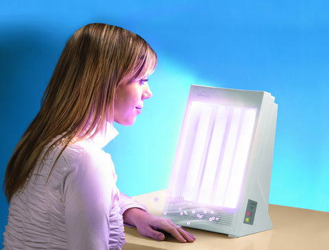 Naturebright sun touch plus light therapy box