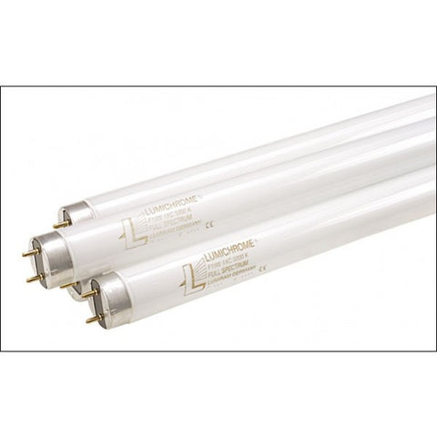 Lumichrome® 1XC Full Spectrum Fluorescent Bulb – 15, 20, 40W / 5000°K / 96 CRI / QTY 25 ONLY