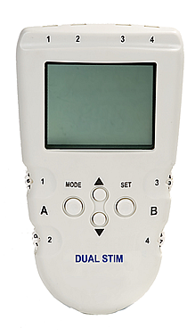 Pain Technologies Dual Stim TENS/EMS (4 Channel)