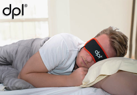 dpl® Eye Mask—Pain Relief Light Therapy
