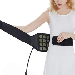 Image of UTK Infrared Jade Heating Waist Wrap for Lower Back Pain