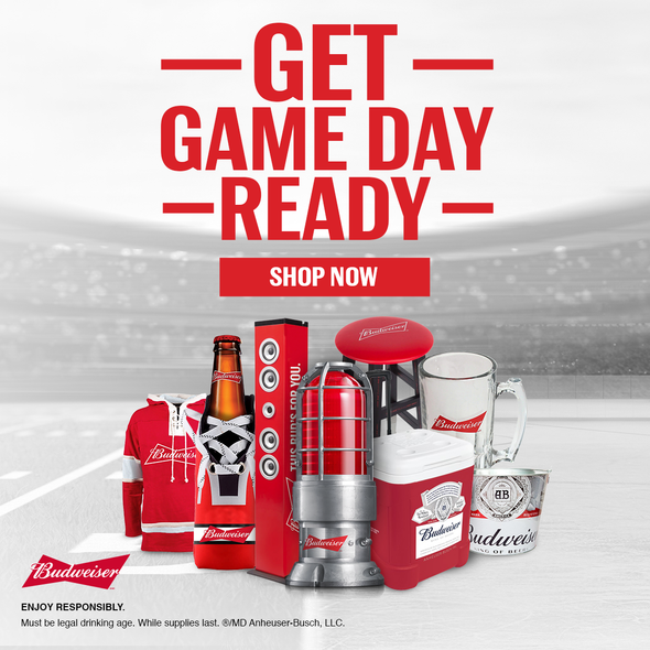 Budweiser Game Day