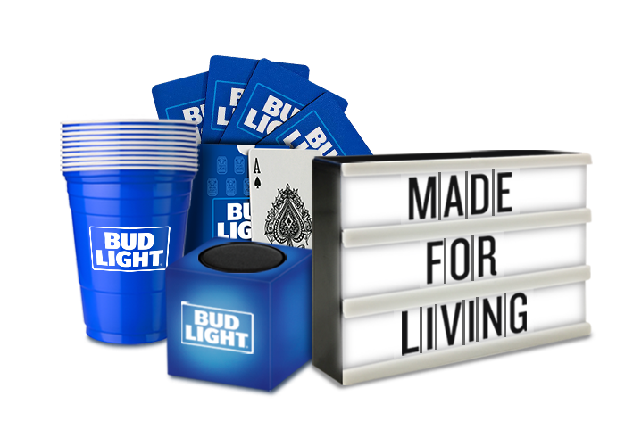 Bud Light House Party Kit