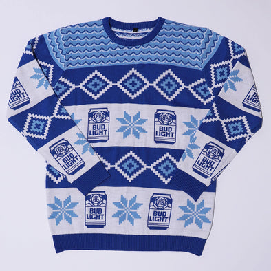 Bud Light Ugly Holiday Sweater