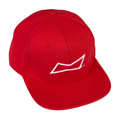 Budweiser Bowtie Red Hat