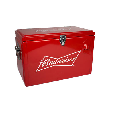 Budweiser Cooler with bottle opener