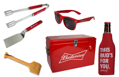 Bud Backyard BBQ Pro Bundle