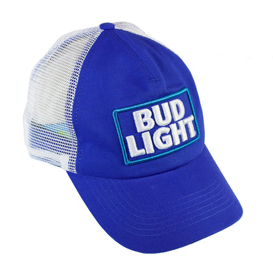Bud Light Mesh Hat