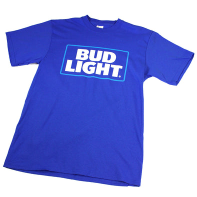Bud Light T-Shirt (Large)