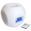 LED Bud Light Bluetooth Speaker