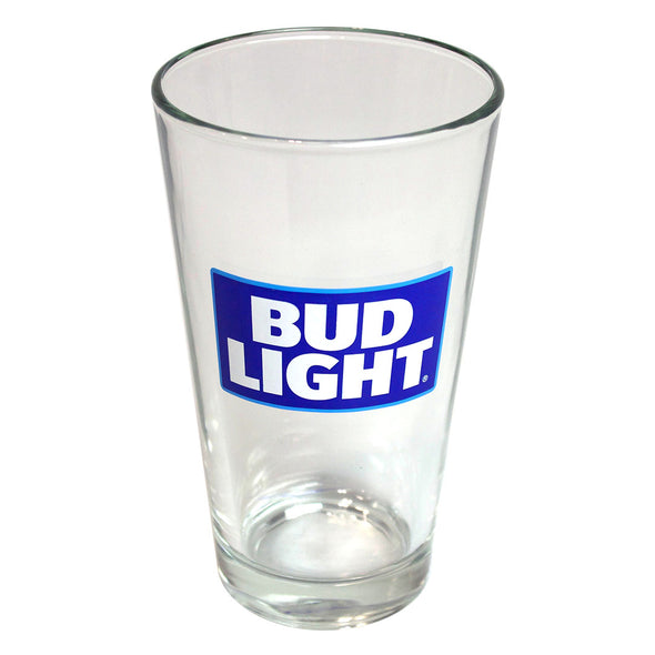 Bud Light Glassware 16oz -24/cs