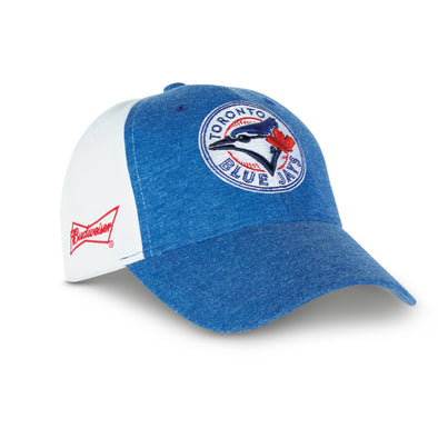 Budweiser Blue Jays Hat