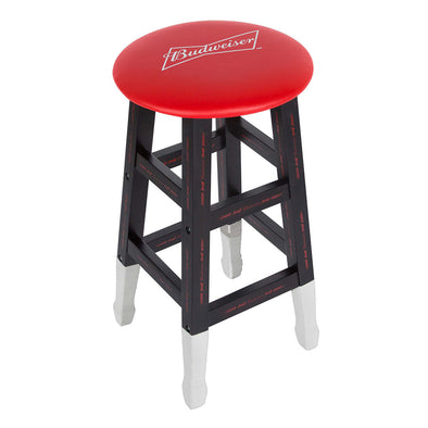 Budweiser Hockey Stools (4 Pack)