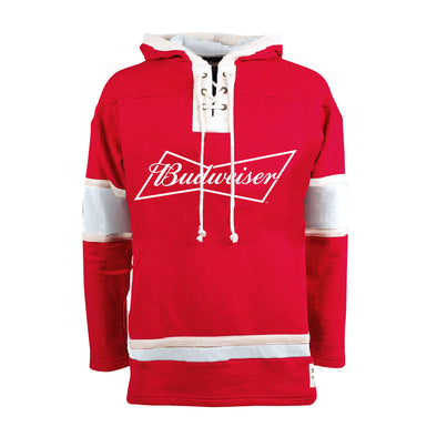 Budweiser Hockey Sweater