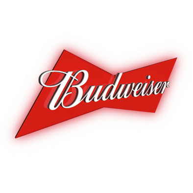 Budweiser Illuminated Sign