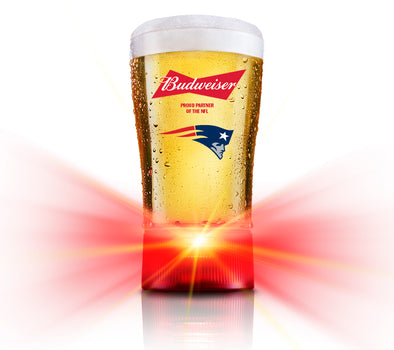 NFL Touchdown Glass 4 Pack