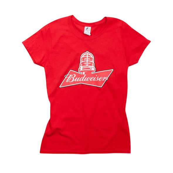 Budweiser Red Light Women's T-Shirt