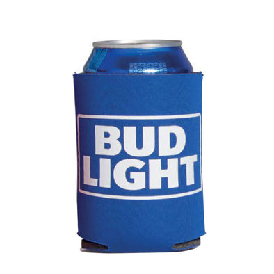 Bud Light Can Coozie