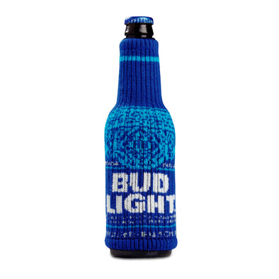 Bud Light Sweater Can Cooler