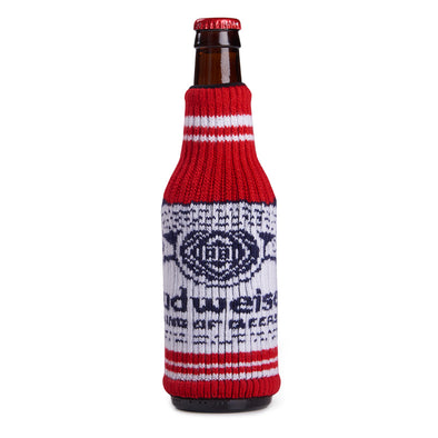 Budweiser Sweater Coozie
