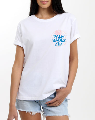Palm Babes Club Shirt