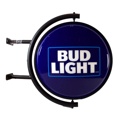 Bud Light Rotating Globe Sign