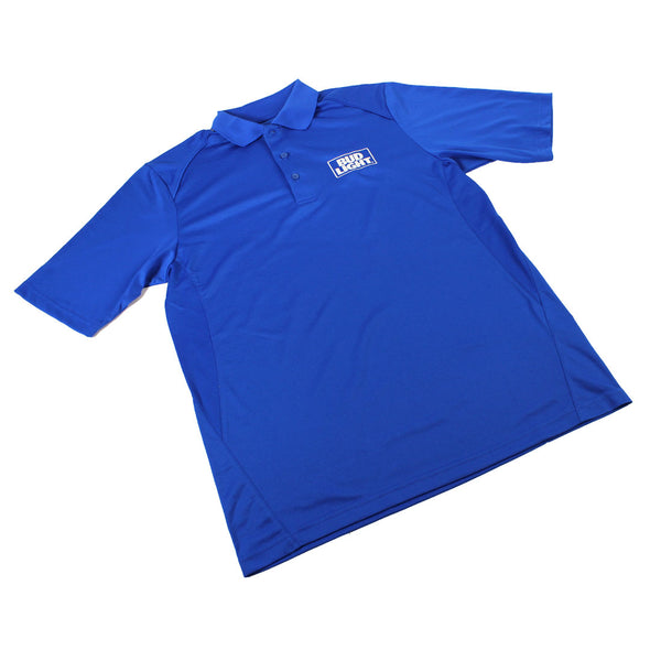 Bud Light Mens Polo Shirt