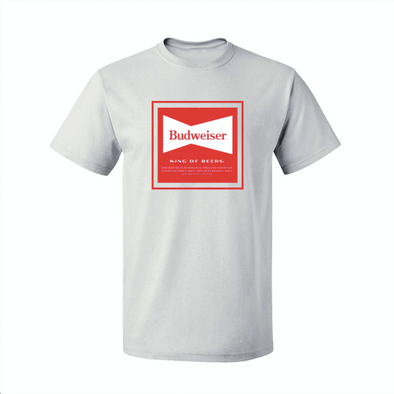 Budweiser Blast-From-The-Past T-Shirt