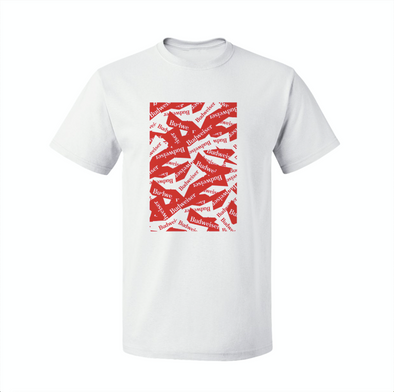 Budweiser Bowtie Collage T-Shirt