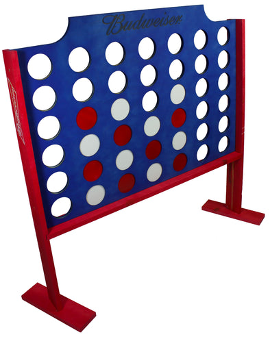Budweiser Supersize Connect Four