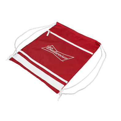 Budweiser Drawstring Bag
