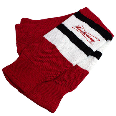 Budweiser Hockey Socks