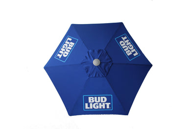 Bud Light Umbrella