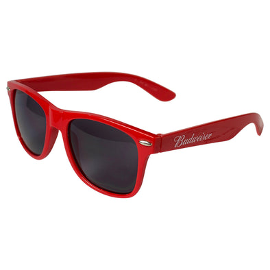 Budweiser Retro Red Sunglasses