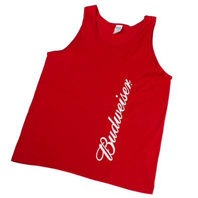 Budweiser Mens Tank Top