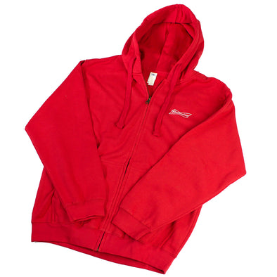 Budweiser Zip-up Hoodie (Large)