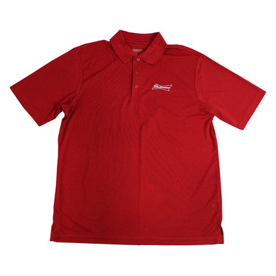 Budweiser Red Polo Shirt