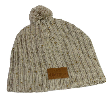 Corona Toque with Pom