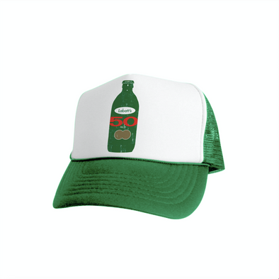 Labatt 50 Stubby Bottle Hat