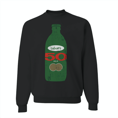 Labatt 50 Stubby Bottle Sweatshirt