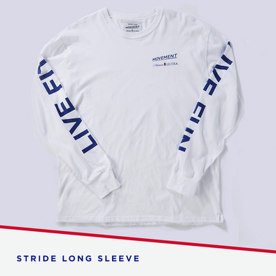 Movement Collection—Stride Long Sleeve
