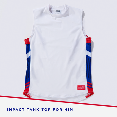 Movement Collection—Impact Tank Top for Him
