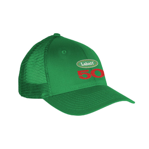Labatt 50 Classic Green Trucker Hat