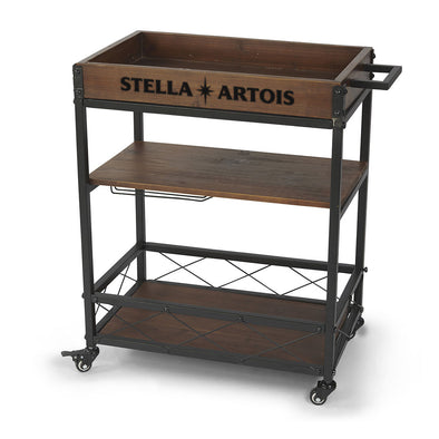 Stella Artois Bar Cart