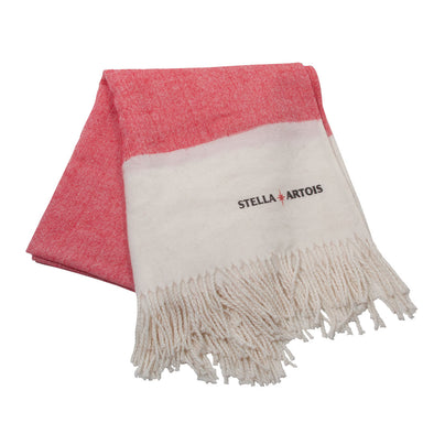 Stella Artois Wool Throw Blanket