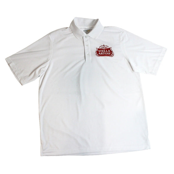 Stella Artois Mens Polo Shirt