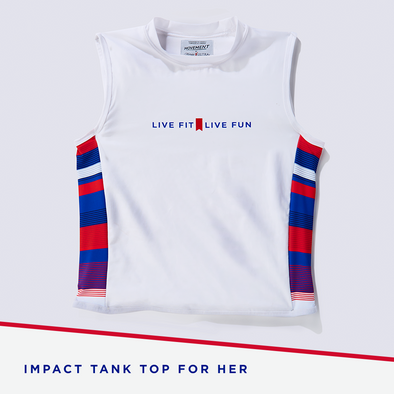 Movement Collection—Impact Tank Top for Her