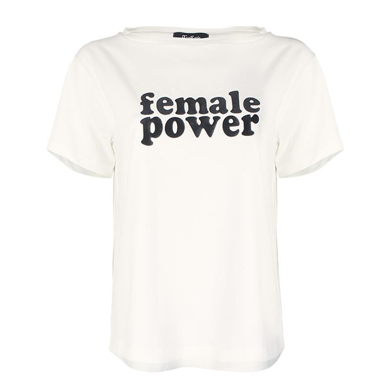 Slogan Tee for Women