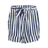 Stripes Shorts for Women